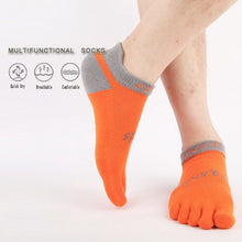 Load image into Gallery viewer, Five Fingers Individual Toe Socks Non Slip Running Socks