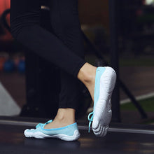 Load image into Gallery viewer, Women's Five Finger Yoga Shoes Ladies Dance Shoes Pilates Toe Shoes