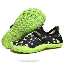 Load image into Gallery viewer, Kids Anti Collision Quick Dry Five Fingers Beach Aqua Water Shoes