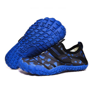 Kids Anti Collision Quick Dry Five Fingers Beach Aqua Water Shoes