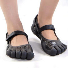 Load image into Gallery viewer, Black Five Fingers Beach Water Shoes For Swimming And Surfing