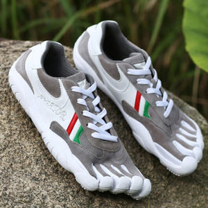 Men's Individual Toe Shoes Durable Five Finger Running Shoes