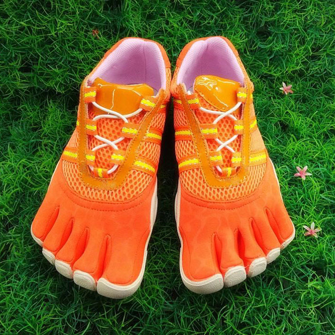 Five Finger Running Shoes Rubber Foot Training Shoes Five Toe Shoes
