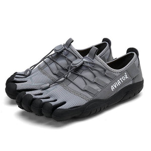 Men's Five Finger Shoes Breathable Ultra-light Outdoor Five Toe Shoes