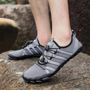 Summer Water Shoes Wide Toe Hiking Barefoot Aqua Shoes