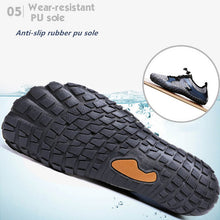 Load image into Gallery viewer, Unisex Beach Five Finger Aqua Shoes Men's Five Toes Shoes Water Shoes
