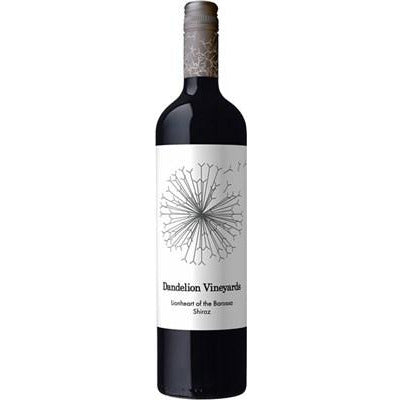 Dandelion Vineyards Lionheart of the Barossa Shiraz 2018 14.5% 6x75cl