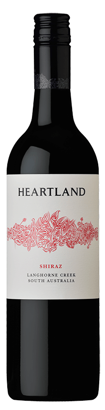 Heartland Langhorne Creek Shiraz 2018 14.5% 6x75cl