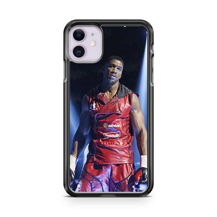 Anthony Joshua Heavyweight Champ iPhone 11 Case Cover | Oramicase