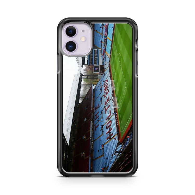 Aston Villa Park Holte End AVFC iPhone 11 Case Cover | Oramicase