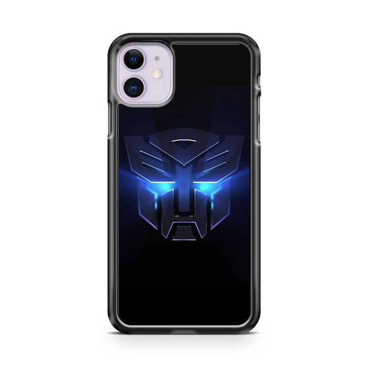 Autobots Transformers Logo iPhone 11 Case Cover | Oramicase