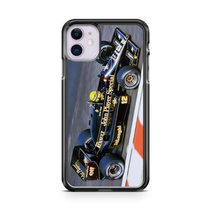 Ayrton Senna F1 iPhone 11 Case Cover | Oramicase