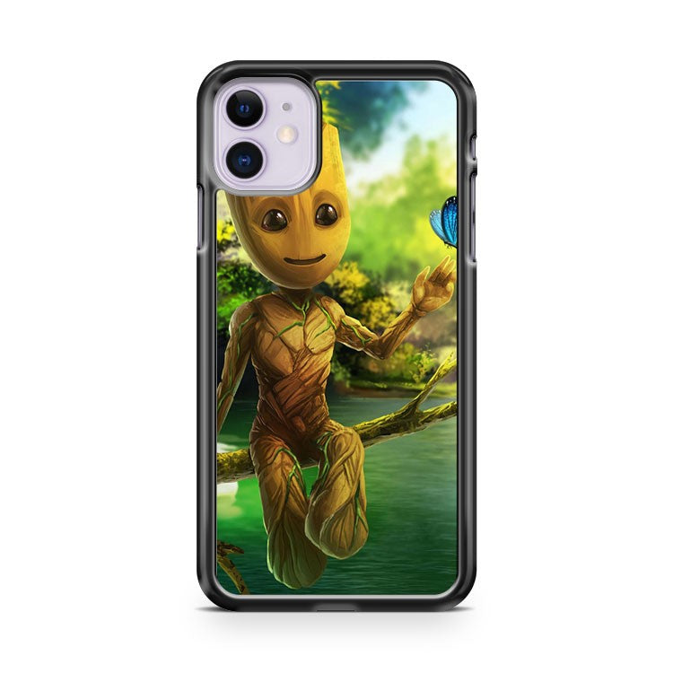 baby groot iPhone 11 Case Cover | Oramicase