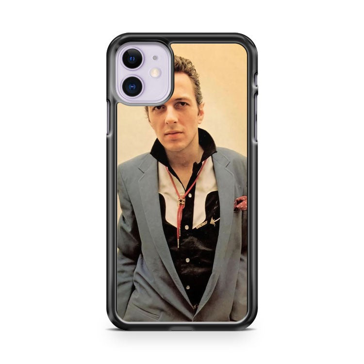 Joe Strummer The Clash iPhone 11 Case Cover | Oramicase