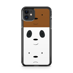 Bearstack We Bare Bears 2 iPhone 11 Case Cover | Oramicase