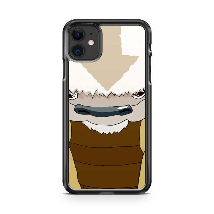 Appa Avatar Last Airbender 2 iPhone 11 Case Cover | Oramicase
