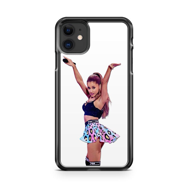 ariana grande 18 iPhone 11 Case Cover | Oramicase