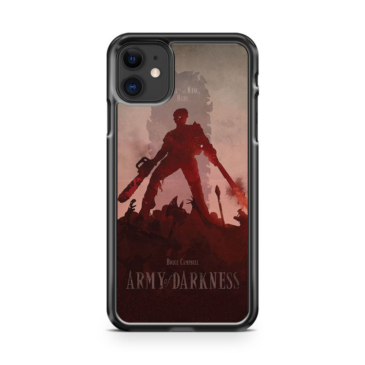 Army Of Darkness 2 2 iPhone 11 Case Cover | Oramicase