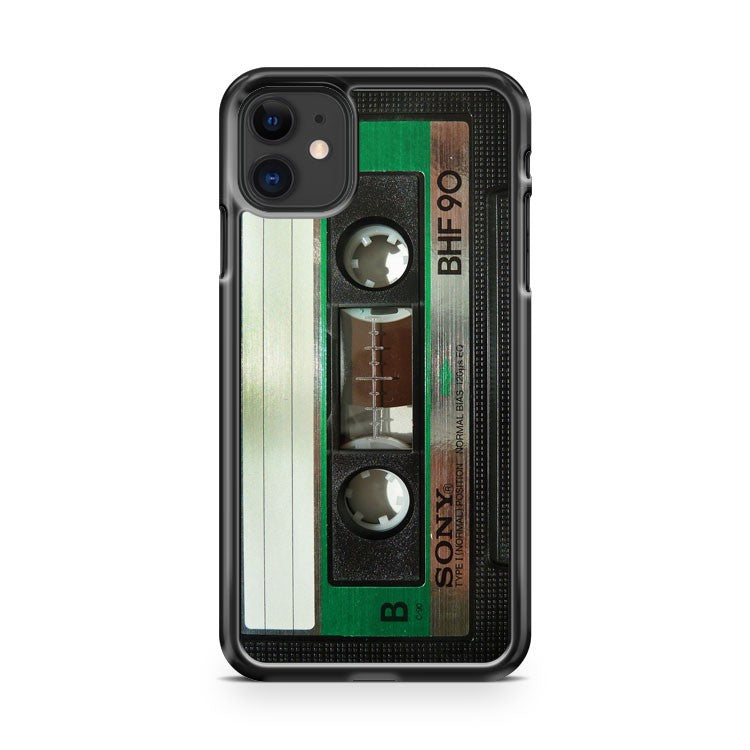 Audio Cassette Tape 4 iPhone 11 Case Cover | Oramicase