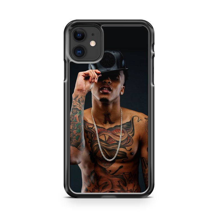 August Alsina 3 iPhone 11 Case Cover | Oramicase