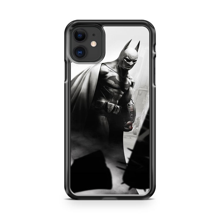 batman arkham city iPhone 11 Case Cover | Oramicase