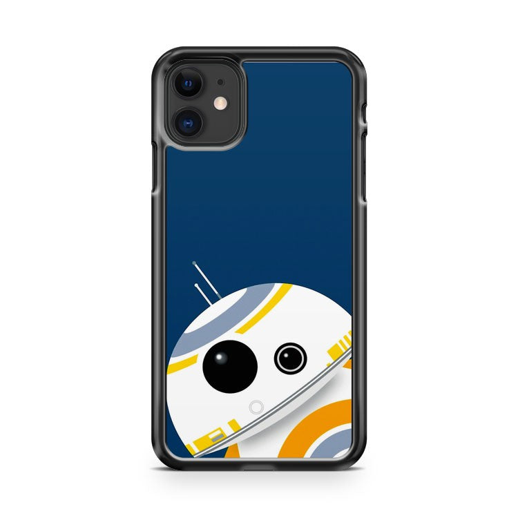BB 8 Peekaboo 2 iPhone 11 Case Cover | Oramicase