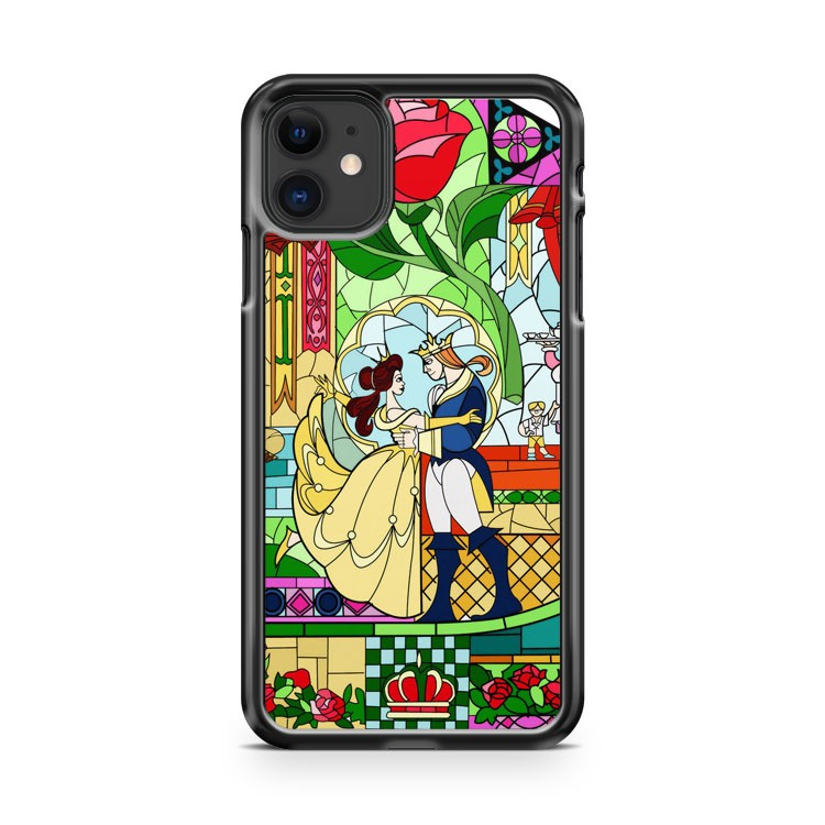 beauty and the beast belle princess 2 iPhone 11 Case Cover | Oramicase