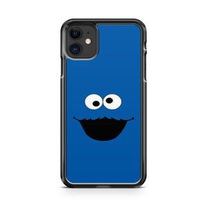 Cookie Monster Blue iPhone 11 Case Cover | Oramicase