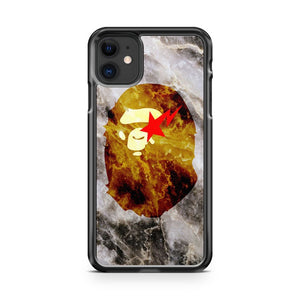 Cool Bape marble 2 iPhone 11 Case Cover | Oramicase