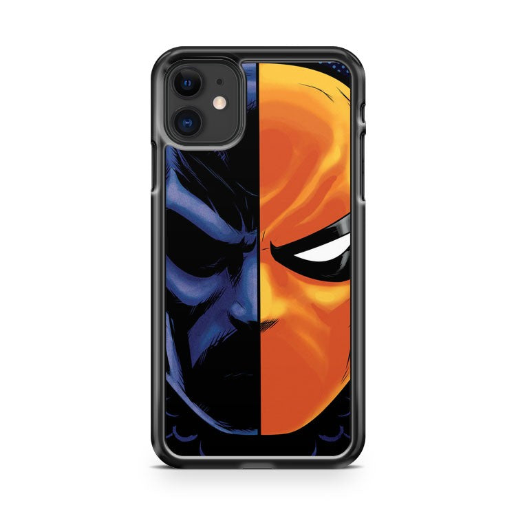 Cool Deathstroke Mask 2 iPhone 11 Case Cover | Oramicase
