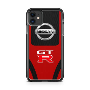 cool nissan gt r logo 2 iPhone 11 Case Cover | Oramicase