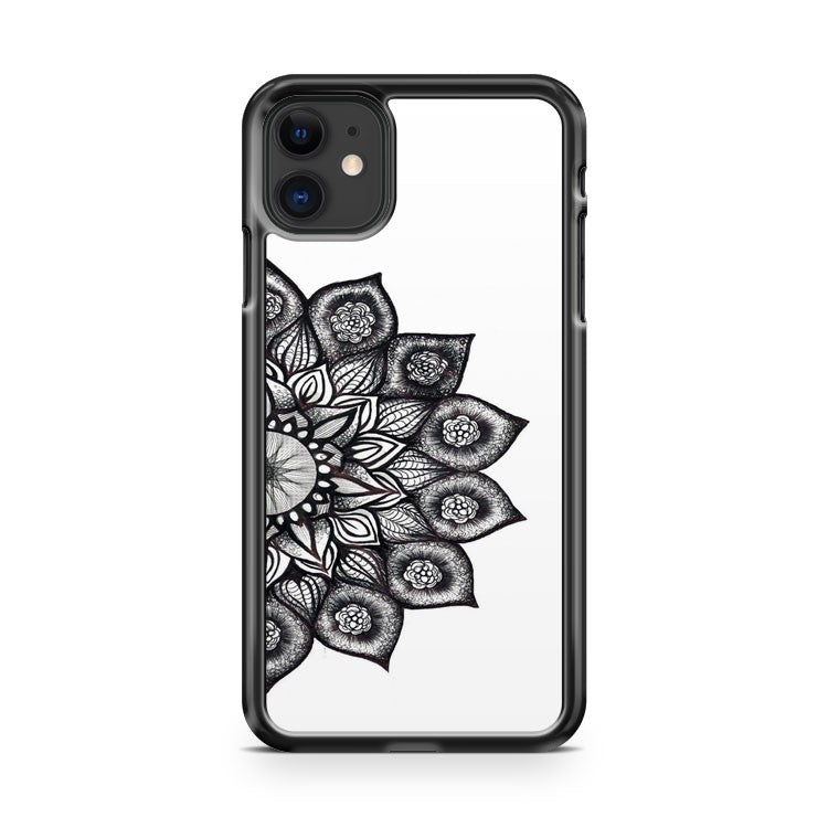 Flower Mandala 2 iPhone 11 Case Cover | Oramicase