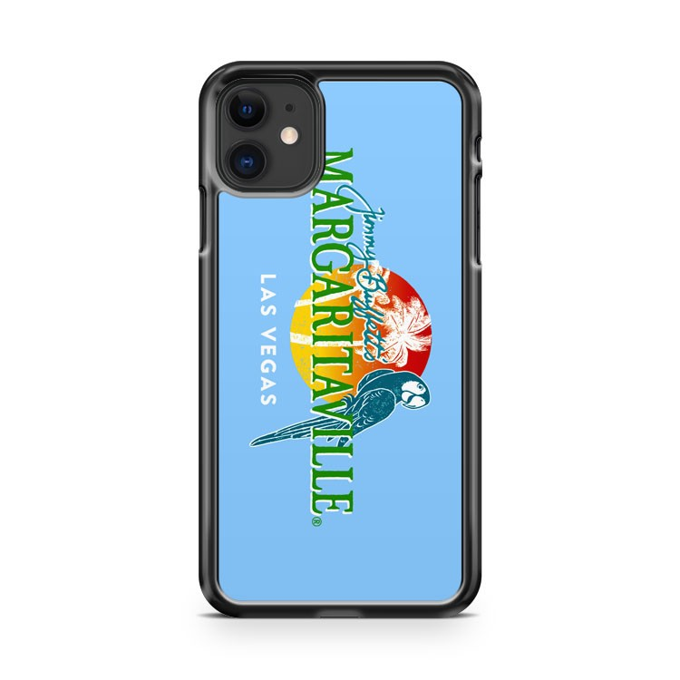 Jimmy Buffett Margaritaville iPhone 11 Case Cover | Oramicase