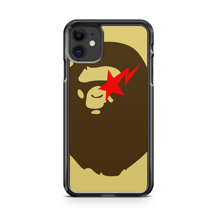 Bape Gorilla iPhone 11 Case Cover | Oramicase