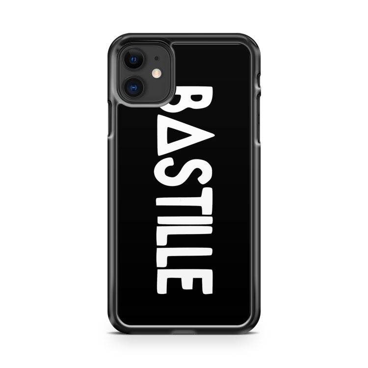 BASTILLE English Rock Band iPhone 11 Case Cover | Oramicase
