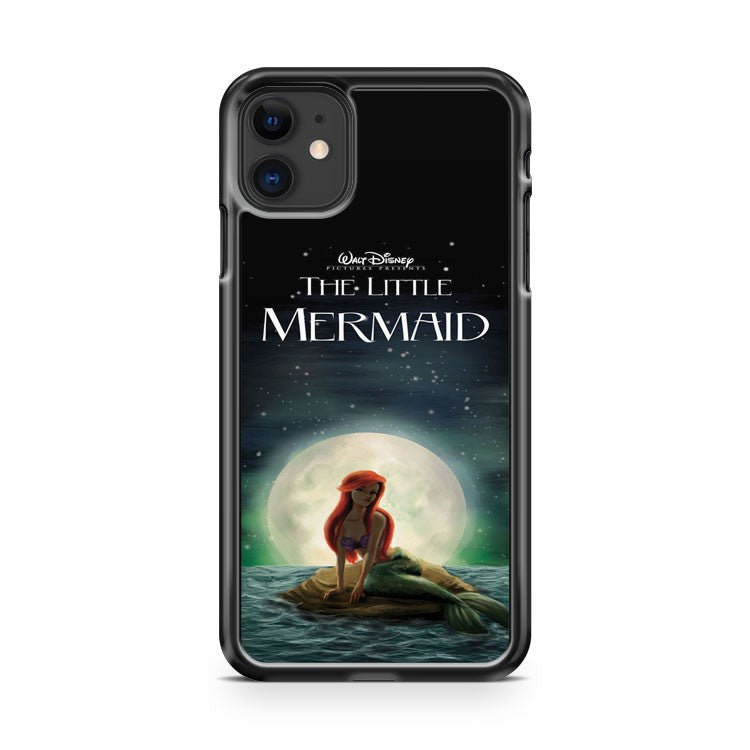 The Little Mermaid 4 iPhone 11 Case Cover