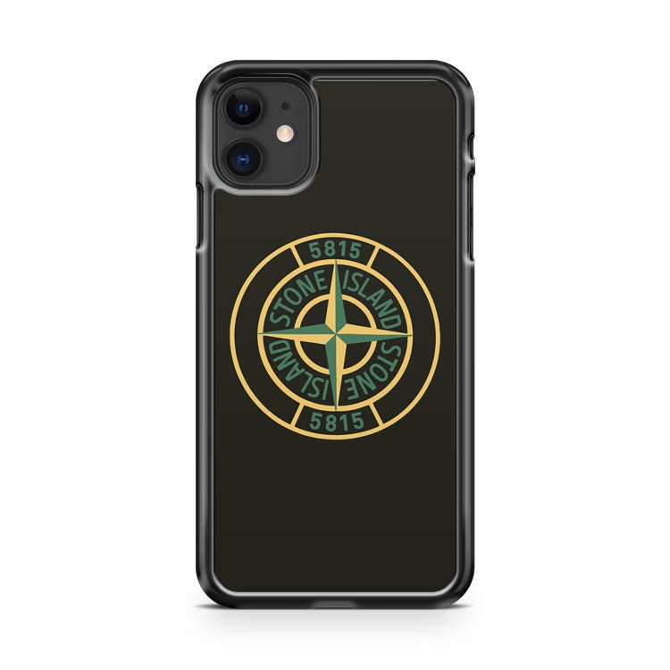 Stone Island logo iPhone 11 Case Cover