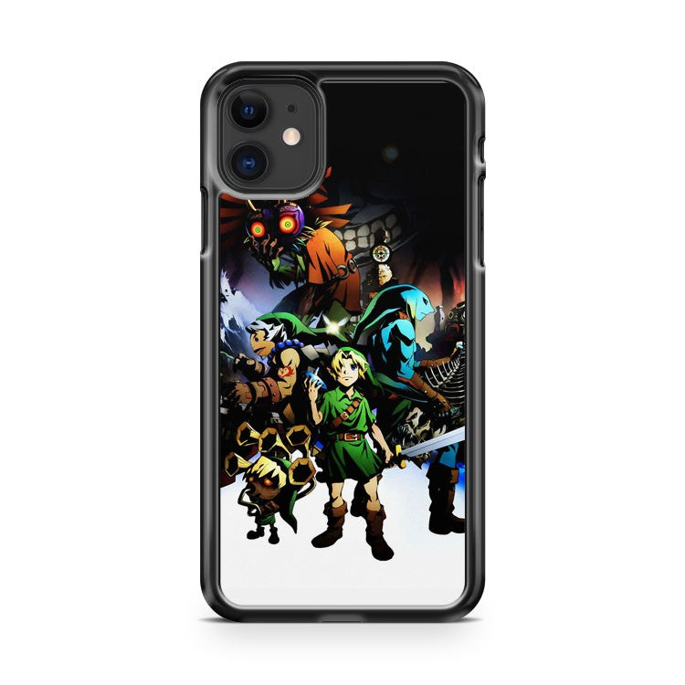The Legend of Zelda Majoras Mask Games iPhone 11 Case Cover