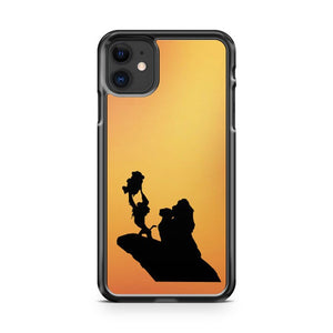 The Lion King art iPhone 11 Case Cover