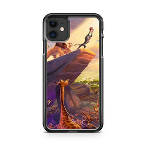 the lion king iPhone 11 Case Cover