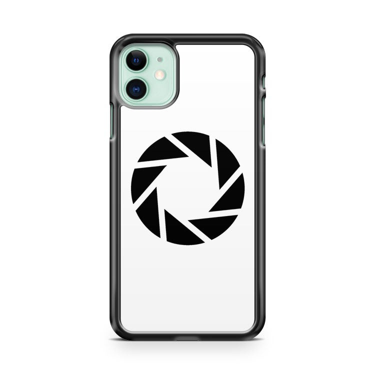 APERTURE LABORATORIES iPhone 11 Case Cover | Oramicase