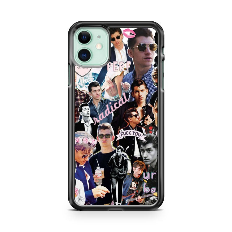 ARCTIC MONKEYS 3 iPhone 11 Case Cover | Oramicase