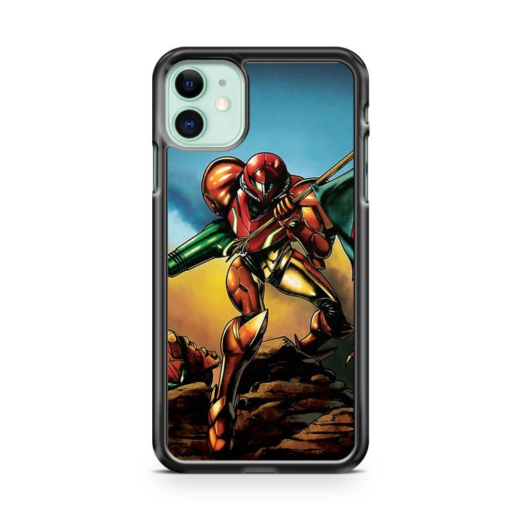 ARMORED MAIDEN THE HUNTER iPhone 11 Case Cover | Oramicase