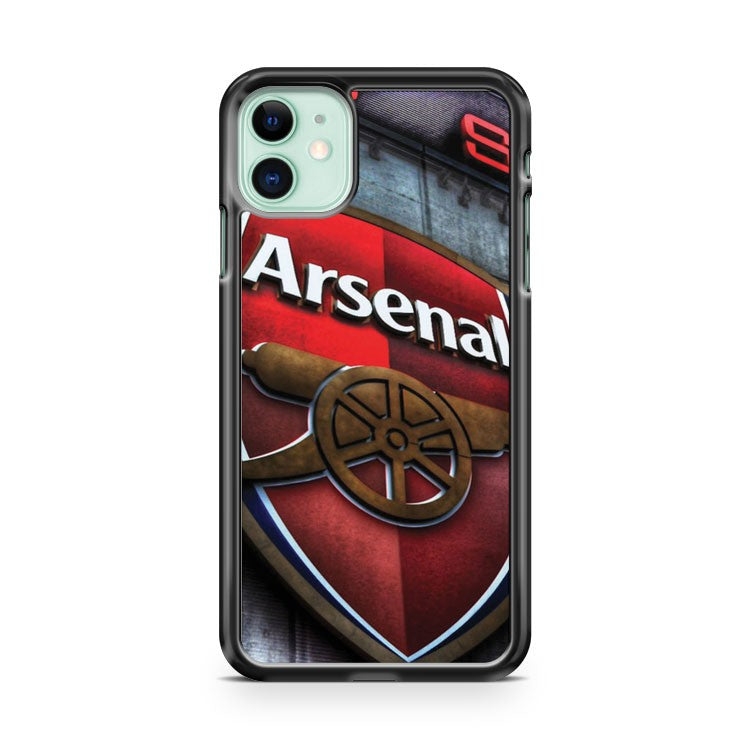 Arsenal iPhone 11 Case Cover | Oramicase