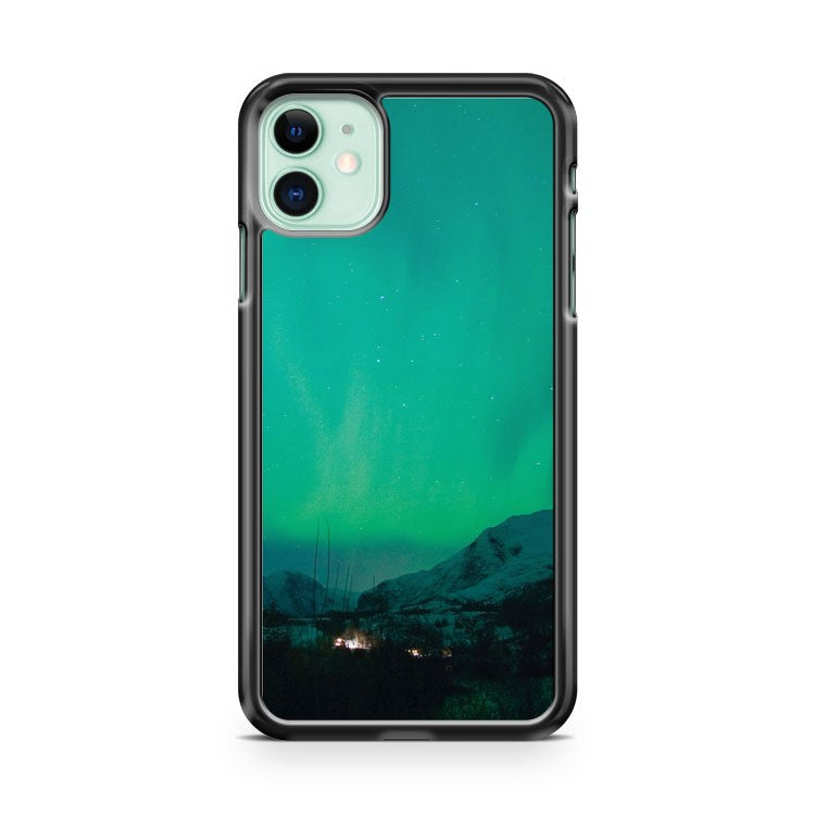 AURORA FARM iPhone 11 Case Cover | Oramicase