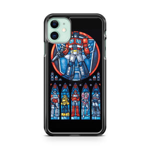 Autobots ROLL OUT iPhone 11 Case Cover | Oramicase