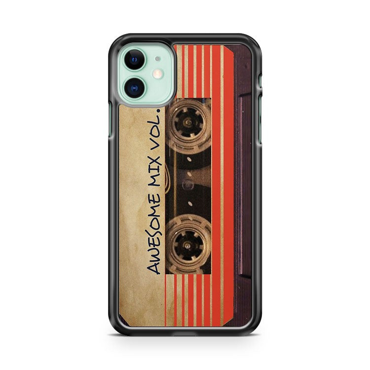 Awesome Mix Vol41 iPhone 11 Case Cover | Oramicase