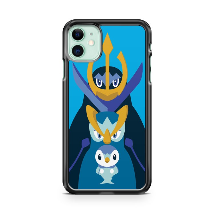 AWKWARD PENGUIN PORTRAIT 2 iPhone 11 Case Cover | Oramicase