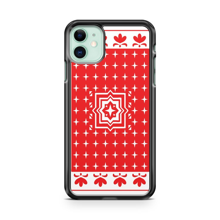Back Playing Card iPhone 11 Case Cover | Oramicase