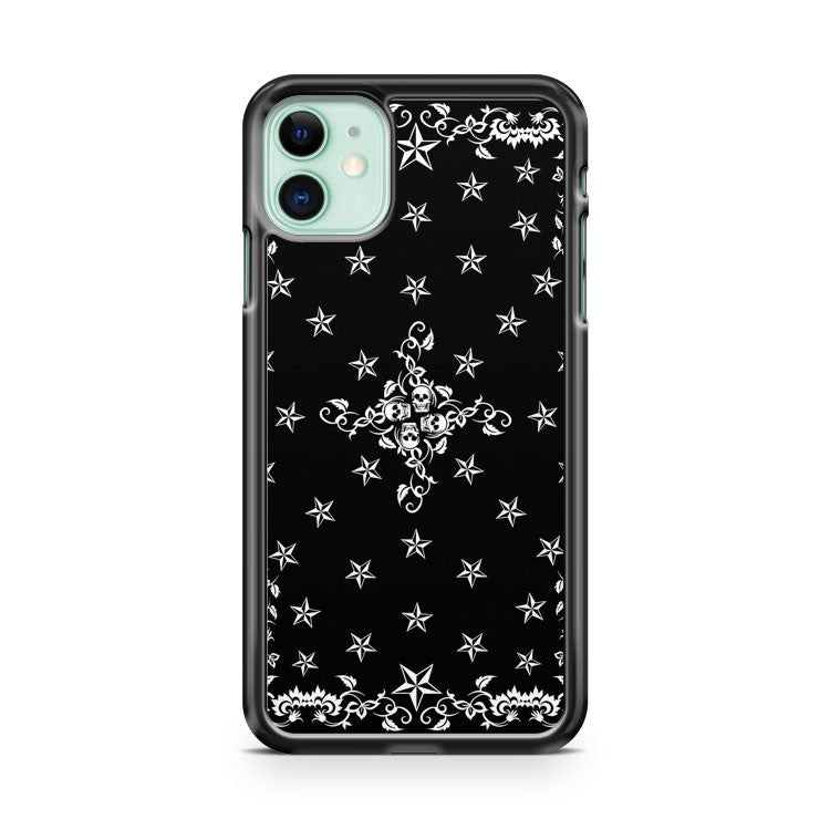 Bandana iPhone 11 Case Cover | Oramicase